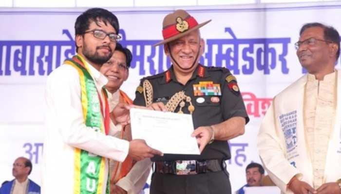 लखनऊ: बाराबंकी के शुभम मिश्रा ने जिले का नाम किया रोशन, आज राष्ट्रपति देंगे गोल्ड मेडल