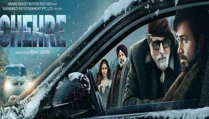 Chehre Review: अमिताभ बच्चन की ये फिल्म आपको क्यों देखनी ही चाहिए, जान लीजिए