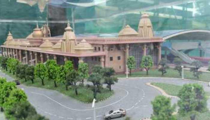राम मंदिर मॉडल की तरह होगा अयोध्या का रेलवे स्टेशन, मार्च 2022 तक यात्रियों के लिए खोला जाएगा