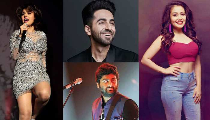 Arijit Singh To Sunidhi Chouhan These celebrities started their careers with reality shows