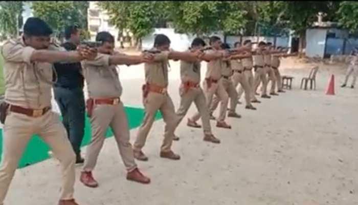 कानपुर: अब न असलहा देंगे धोखा, न खलेगी प्रशिक्षण की कमी, पुलिसकर्मी साधेंगे सटीक निशाना