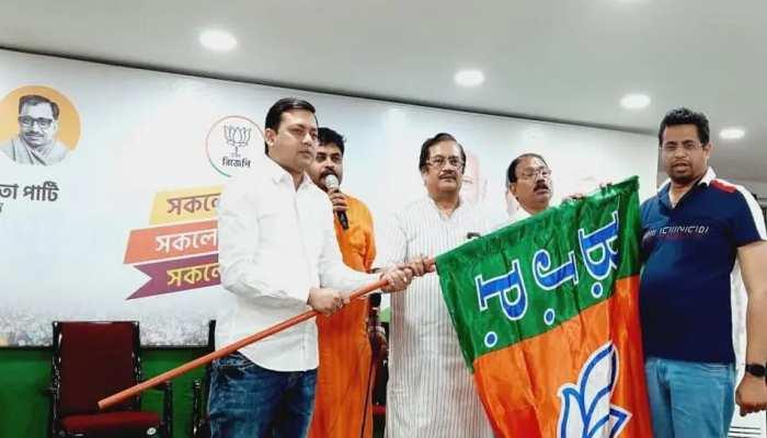 WB Politics: ଦଳ ଛାଡିବେ BJP ବିଧାୟକ, ଧରିବେ TMC ହାତ