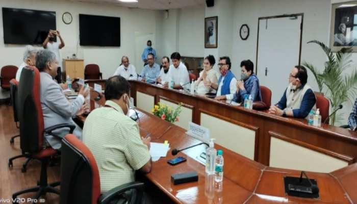 किसानों पर लाठीचार्ज का मुद्दा NHRC पहुंचा, Haryana Congress ने रखीं ये चार मांगें