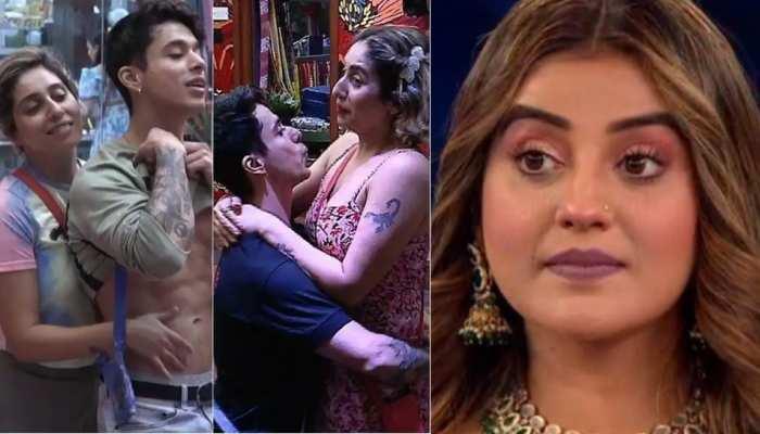 Bigg Boss OTT: भोजपुरी हसीना Akshara Singh ने किया प्रतीक का पर्दाफाश, Neha Bhasin को बताया पूरा सच
