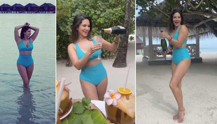 लंबे अरसे के बाद Sunny ने दिखाया बोल्ड अवतार, मालदीव में मना रही हैं छुट्टियां, देखें PHOTOS