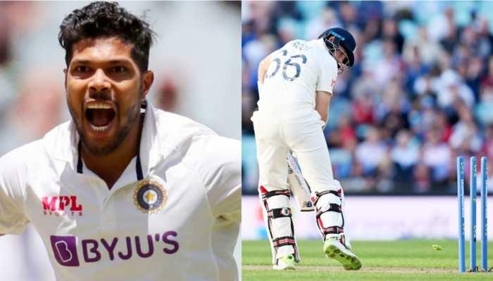 Video: उमेश यादव ने उखाड़ फेंकी इंग्लैंड की जड़, चौथे टेस्ट में पैदा की सनसनी