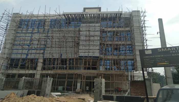 Patna Smart City: ICCC के काम में डेढ़ साल की देरी, अपराध पर इसके जरिए होगा काबू!