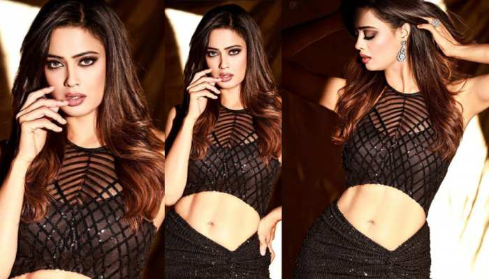 Shweta Tiwari Bold Pictures in Black Dress Winning Internet and Lovers Reactions Like this