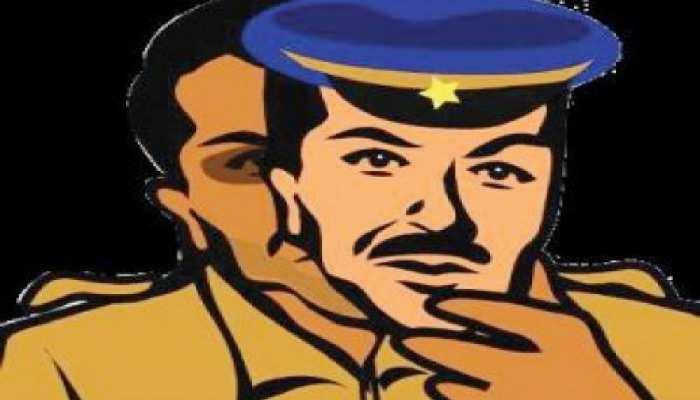 शराब का शौक पूरा करने के लिए चुना फर्जी पुलिस बनने का रास्ता, चढ़ गया रिटायर्ड फौजी के हत्थे