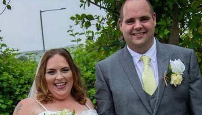 UK: शादी के जोड़े में टल्ली होकर पहुंची दुल्हन, फिर हुआ ऐसा हादसा