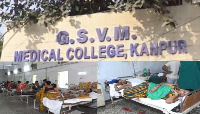 कानपुर में पैर पसार रहा डेंगू और वायरल बुखार, 24 घंटे में 6 की मौत, अस्पतालों में लगी लंबी-लंबी लाइनें