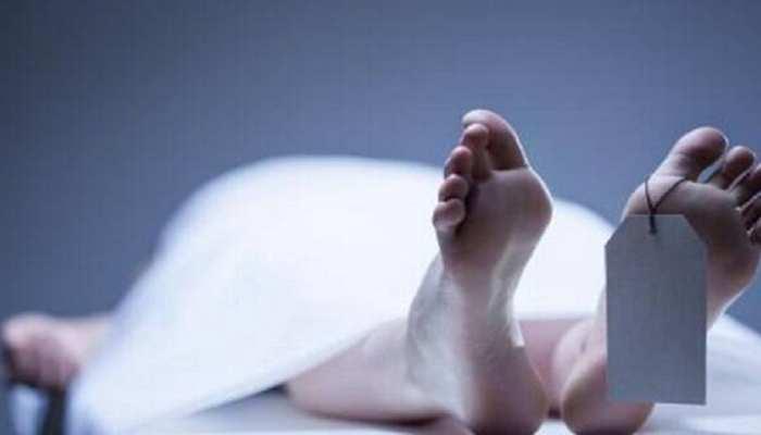 बगीचे में लूट के बाद बुजुर्ग महिला की हत्या, शव को पत्ते से छिपाया