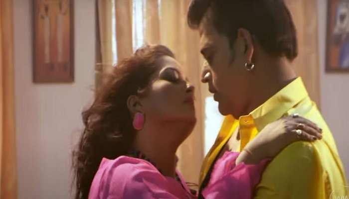 रवि किशन और अंजना सिंह का यह गाना मचा रहा बवाल, बढ़ा देगा आपकी धड़कनें