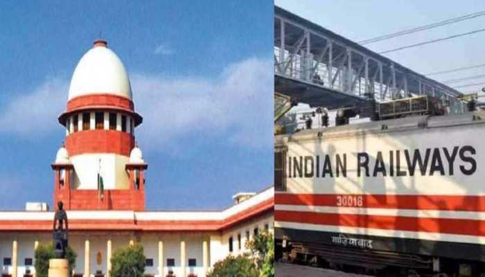 ट्रेन लेट हुई तो सुप्रीम कोर्ट ने रेलवे पर लगाया 30 हजार जुर्माना, SC ने कहा- रेलवे अपनी जिम्मेदारी से बच नहीं सकता