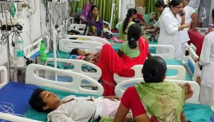 बिहार में कोरोना के बाद 'वायरल फीवर' ने डराया, बच्चों के साथ बड़े भी बीमारी से सहमें