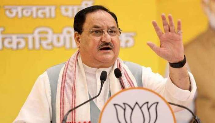 BJP ने UP में फूंका चुनावी बिगुल, जेपी नड्डा ने शुरू किया 'बूथ विजय अभियान'
