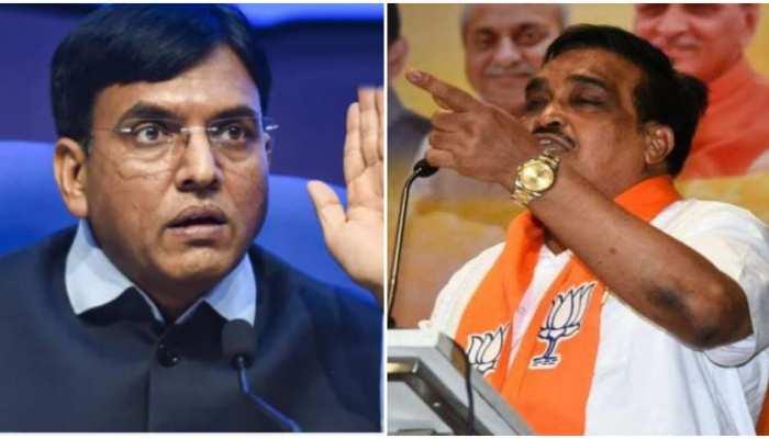 विजय रुपाणी के बाद अब किसके सर सजेगा गुजरात का ताज? रेस में आगे चल रहे ये नेता