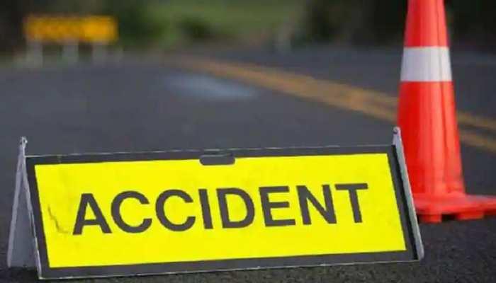 झारखंड के पलामू में भीषण सड़क हादसा, पांच लोग गंभीर रूप से घायल