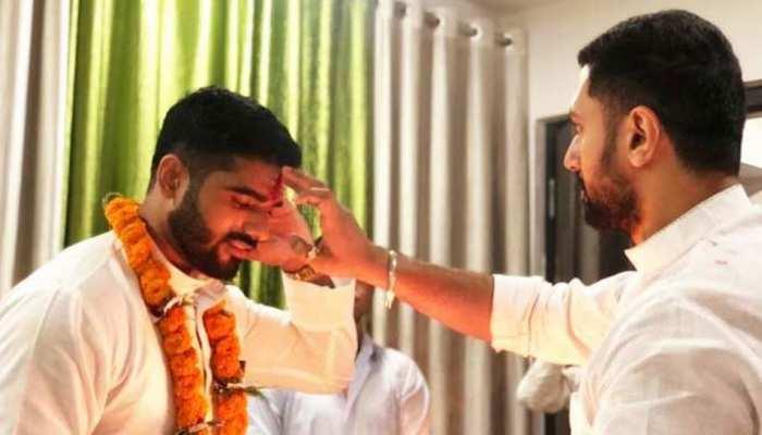 LJP सांसद प्रिंस राज और Chirag Paswan के खिलाफ रेप मामले में FIR, पीड़िता ने लगाए गंभीर आरोप