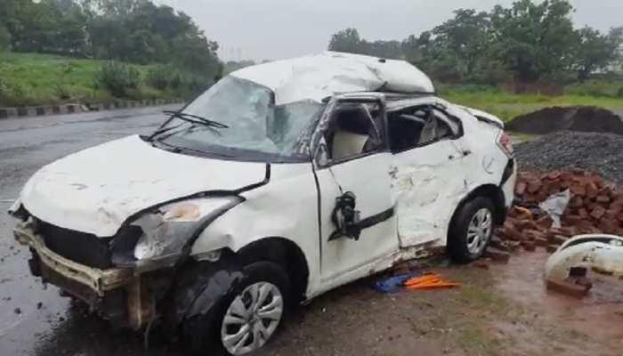 रामगढ़ में दो भीषण सड़क हादसे, 7 की मौत 4 घायल