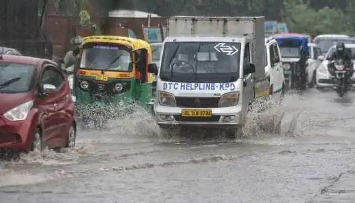 Weather Report: राजधानी दिल्ली में बदला मौसम, जानिए कहां-कहां है बारिश की संभावना