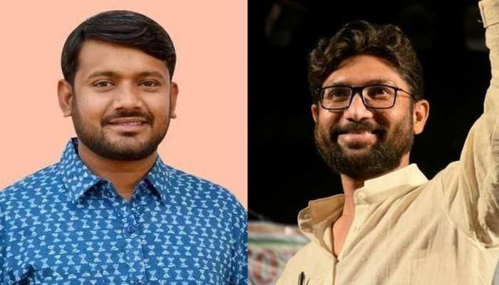 कन्हैया कुमार, जिग्नेश मेवानी कांग्रेस में हो सकते हैं शामिल, पर्दे के पीछे प्रशांत किशोर का हाथ!