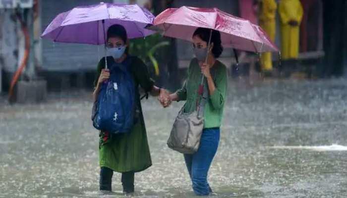 MP Weather: मूसलाधार बारिश से डूबे MP के कई शहर, इन जिलों में अलर्ट जारी
