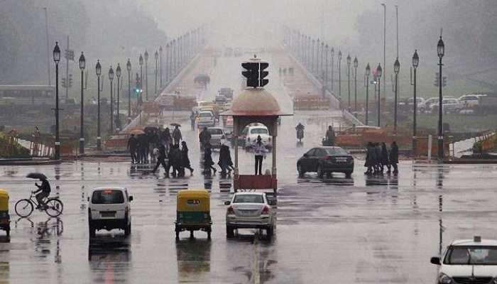 Delhi Weather Update: दिल्ली-एनसीआर में 23 सितंबर तक जारी रहेगी हल्की बारिश