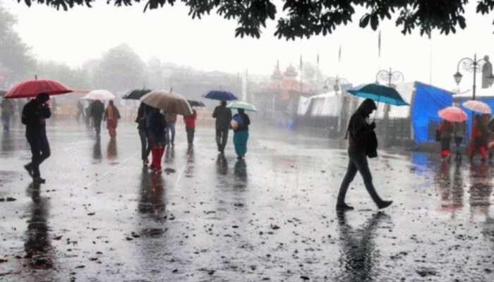 Rajasthan Weather Update:30 सितम्बर तक राज्यभर में झमाझम बारिश! जारी हुई चेतावनी