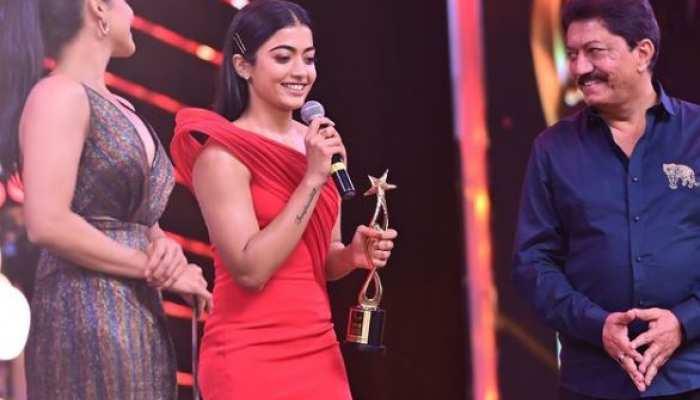 Siima Awards 2021: रश्मिका मंदाना को मिला बेस्ट एक्ट्रेस का अवॉर्ड, यहां देखें विनर्स की पूरी लिस्ट