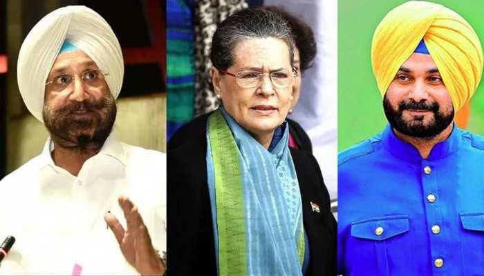 Sukhjinder Singh Randhawa के नाम पर सियासी बवाल, खुद पंजाब का CM बनना चाहते हैं Navjot Singh Sidhu