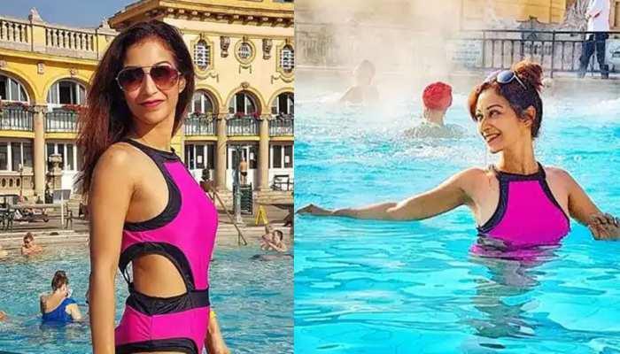 Taarak Mehta Ka Ooltah Chashmah: Did U See Sunayana Fozdar aka Anjali Mehta Bikini pics
