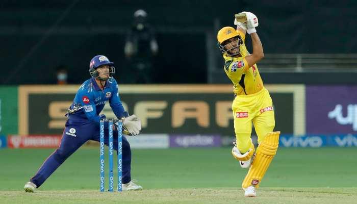 IPL 2021: मुंबई को हराकर टॉप पर चेन्नई, ऋतुराज गायकवाड़ बने 'मैच विनर'