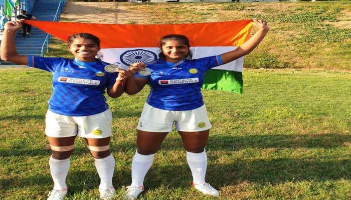 अंडर-18 विमेंस एशियन रग्बी चैंपियनशिप में भारत को रजत पदक, बिहार की बेटियों ने मचाया धमाल