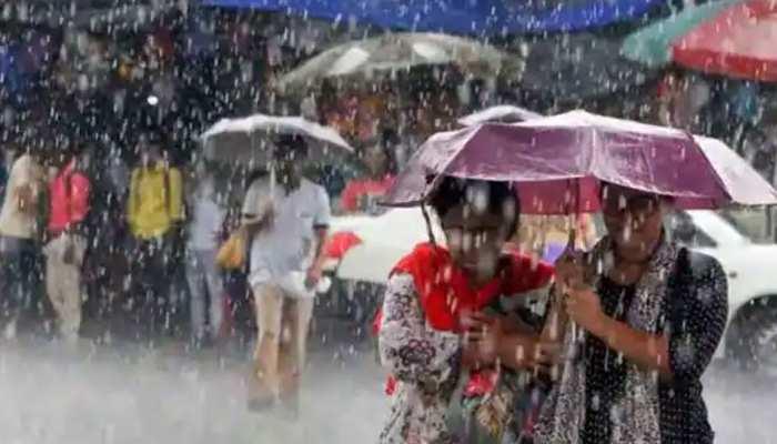 MP Weather Update: मध्य प्रदेश में बरस रही झमाझम बारिश, इन जिलों में भरा पानी