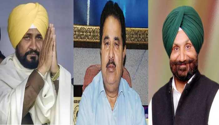 Punjab CM : ਚਰਨਜੀਤ ਸਿੰਘ ਚੰਨੀ ਮੁੱਖ ਮੰਤਰੀ ਬਣੇ, ਸੁਖਜਿੰਦਰ ਰੰਧਾਵਾ-ਓਪੀ ਸੋਨੀ ਨੇ Deputy CM ਵਜੋਂ ਸਹੁੰ ਚੁੱਕੀ