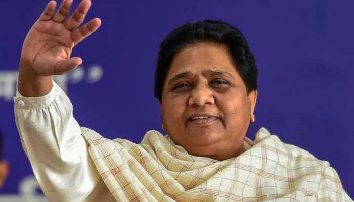 पंजाब में दलित समुदाय के व्यक्ति को मुख्यमंत्री बनाना चुनावी हथकंडा है : मायावती