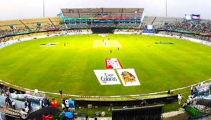 Rajasthan करेगा अंतर्राष्ट्रीय मैच की मेजबानी, SMS Stadium में चलेगा बल्ला
