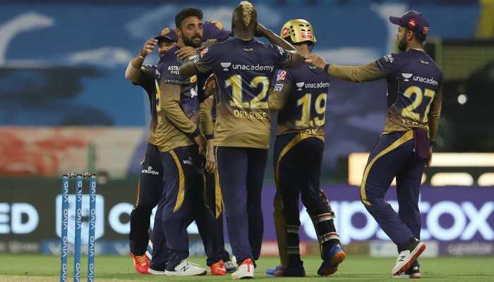 IPL 2021: Andre Russell और  Varun Chakravarthy के आगे RCB हुई पस्त, KKR की धमाकेदार जीत