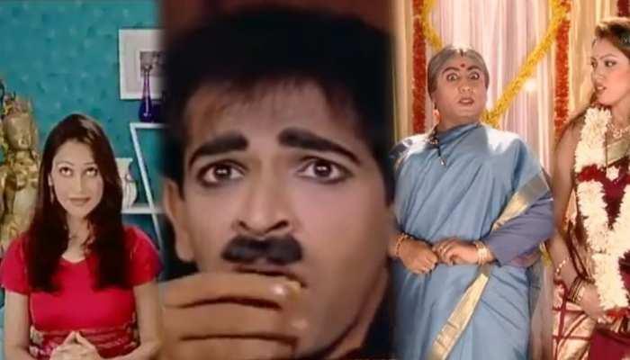 Taarak Mehta Ka Ooltah Chashmah actors daya bhabhi jethalal babiya ji looks in their first show