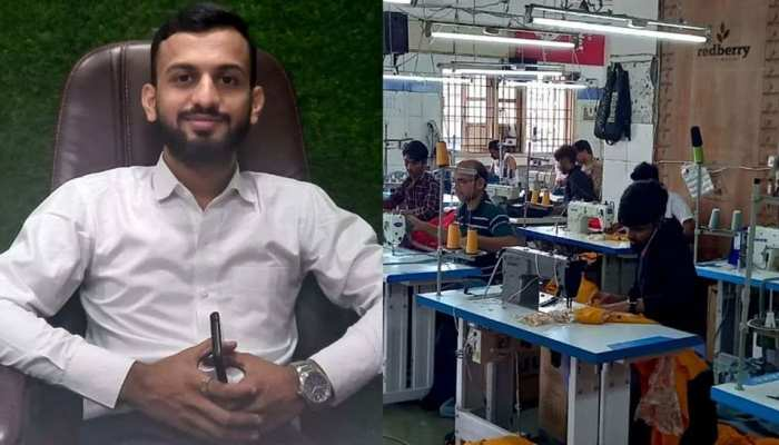 trending story of krunal raiyani whose daily income was 216 rupee now owner of 10 crore company