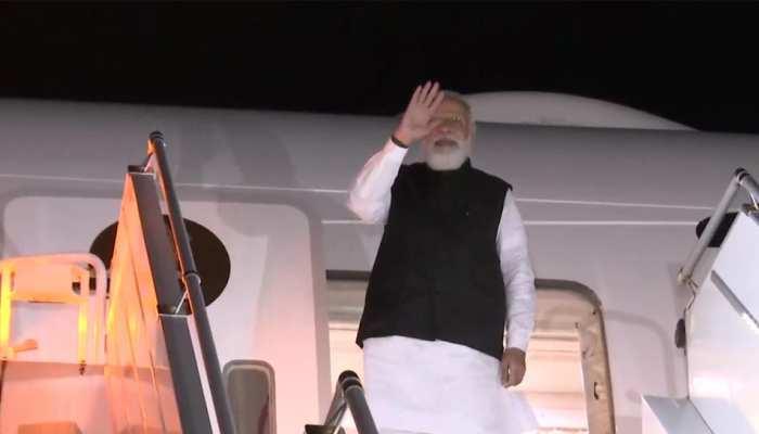 PM Modi magic in USA people raised slogans of Vande Mataram and Bharat Mata Ki Jay