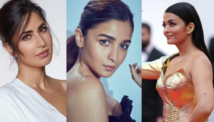 bollywood actress like Katrina Kaif, Alia Bhatt, Aishwarya Rai have black moles on different body parts