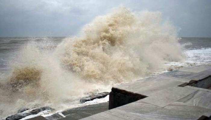 छत्तीसगढ़ में भी दस्तक दे सकता है Cyclone Gulab, इस जिले में अति भारी बारिश का खतरा