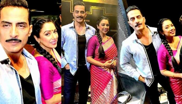 Anupama update vanraj anupama patch up both see partying together photos viral