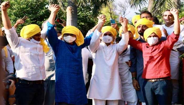 आज से कांग्रेस के हुए CPI लीडर कन्हैया कुमार और गुजरात के निर्दलीय MLA जिग्नेश मेवानी; दिया बड़ा बयान
