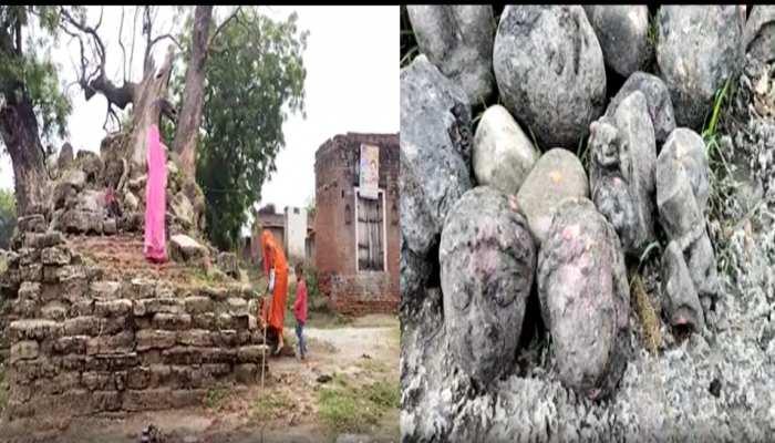 UP के इस जिले में मिले 2000 साल पुराने मंदिर के अवशेष और प्रतिमाएं, ASI ने शुरू की जांच