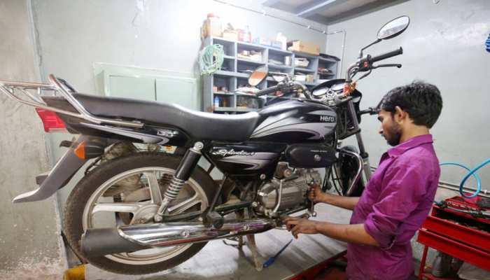 देश की सबसे ज्यादा बिकने वाली बाइक Splendor हुई महंगी, देखें रेट लिस्ट