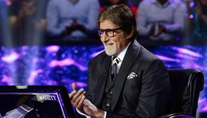 KBC13: कंटेस्टेंट ने अमिताभ बच्चन से पूछा ऐसा सवाल, सुनकर खामोश हो गए महानायक