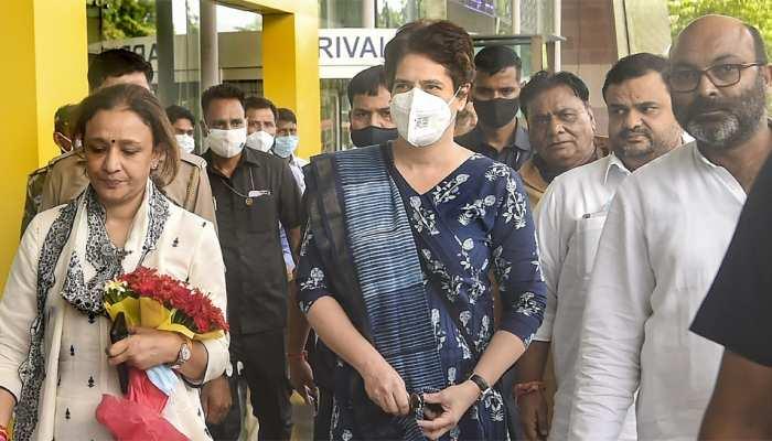'प्रियंका जी! क्या आपके लिए पंजाब का टिकट बुक कर दें', BJP ने कसा तंज